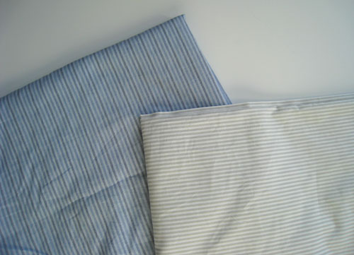 Fabric for making shirts