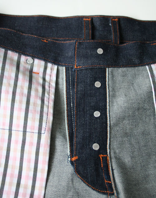 selvedge fly