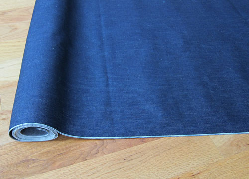 selvedge denim roll