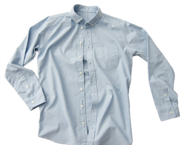 Collared Button Down Shirt