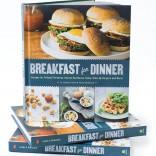 Breakfast for dinner cook book