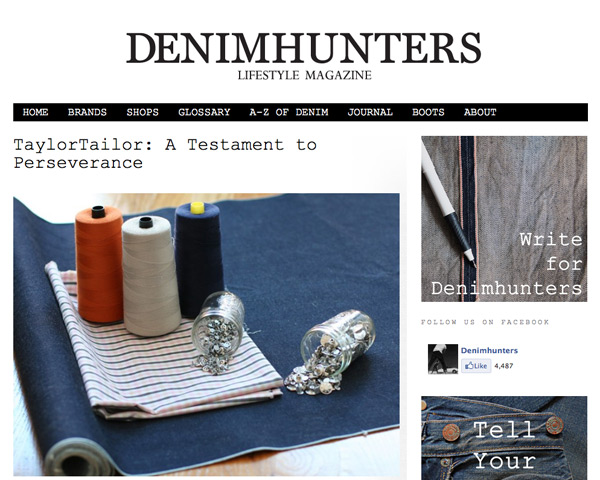 Denim Hunters Screen Shot