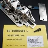 Industrial Buttonhole Attachment