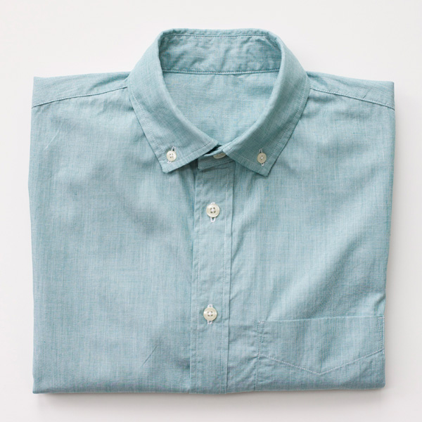 folded-chambray-shirt