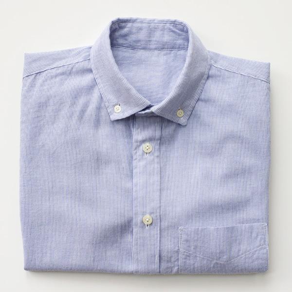 folded-striped-shirt