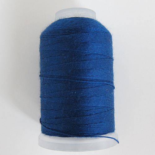 navy topstitching thread