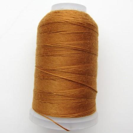 Topaz Gold topstitching thread
