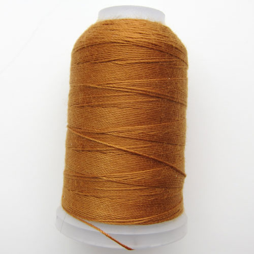 Topaz Gold topstitching thread