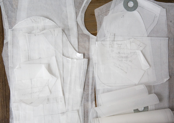 mens jacket pattern