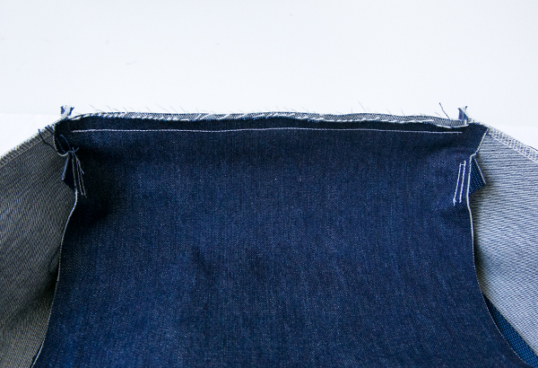 back bottom seam from inside