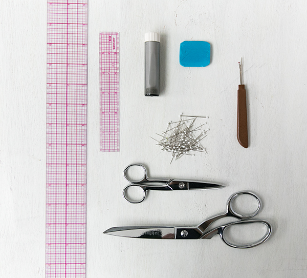 tools for sew along
