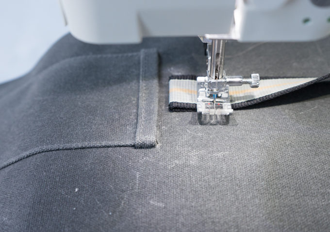 wine_tote handle sewing