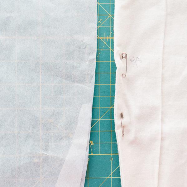 side seam adjustment